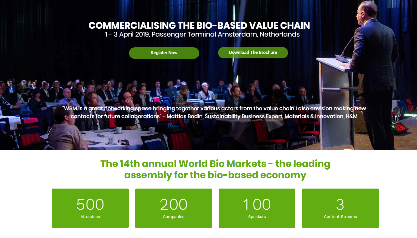 10 Circularity & Waste Management Events in 2019 – Purposeful Marketing
